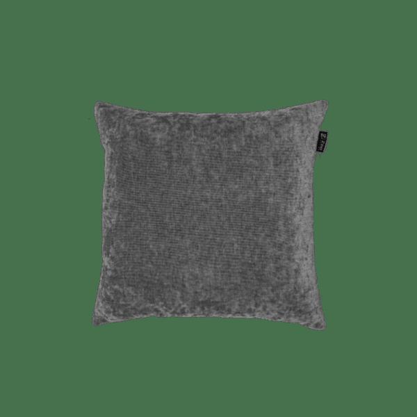 Grijs sierkussen luxe kwaliteit mooi interieur Zippi design kussens