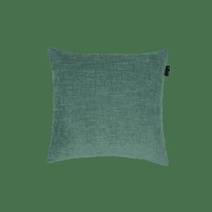 Lichtblauw sierkussen blauw mint groen kussens luxe buiten kwaliteit kussens Zippi design