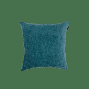Petrol sierkussen blauw kussen kwaliteit luxe mooi Zippi design buiten