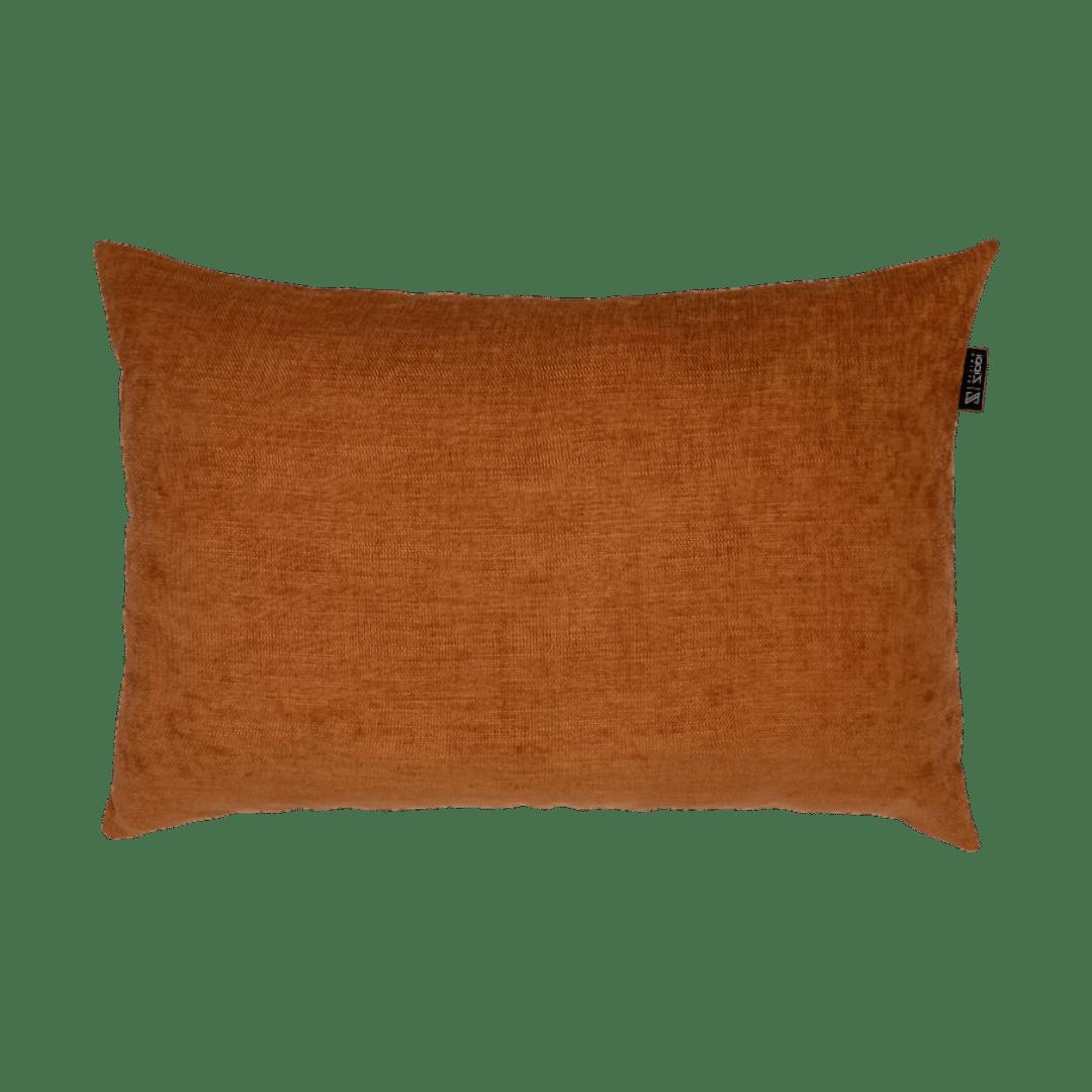 Oranje sierkussen Zippi Kussen 40x60