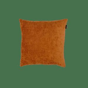 Oranje sierkussen 55x55 luxe mooi kwaliteit buiten Zippi design kussens