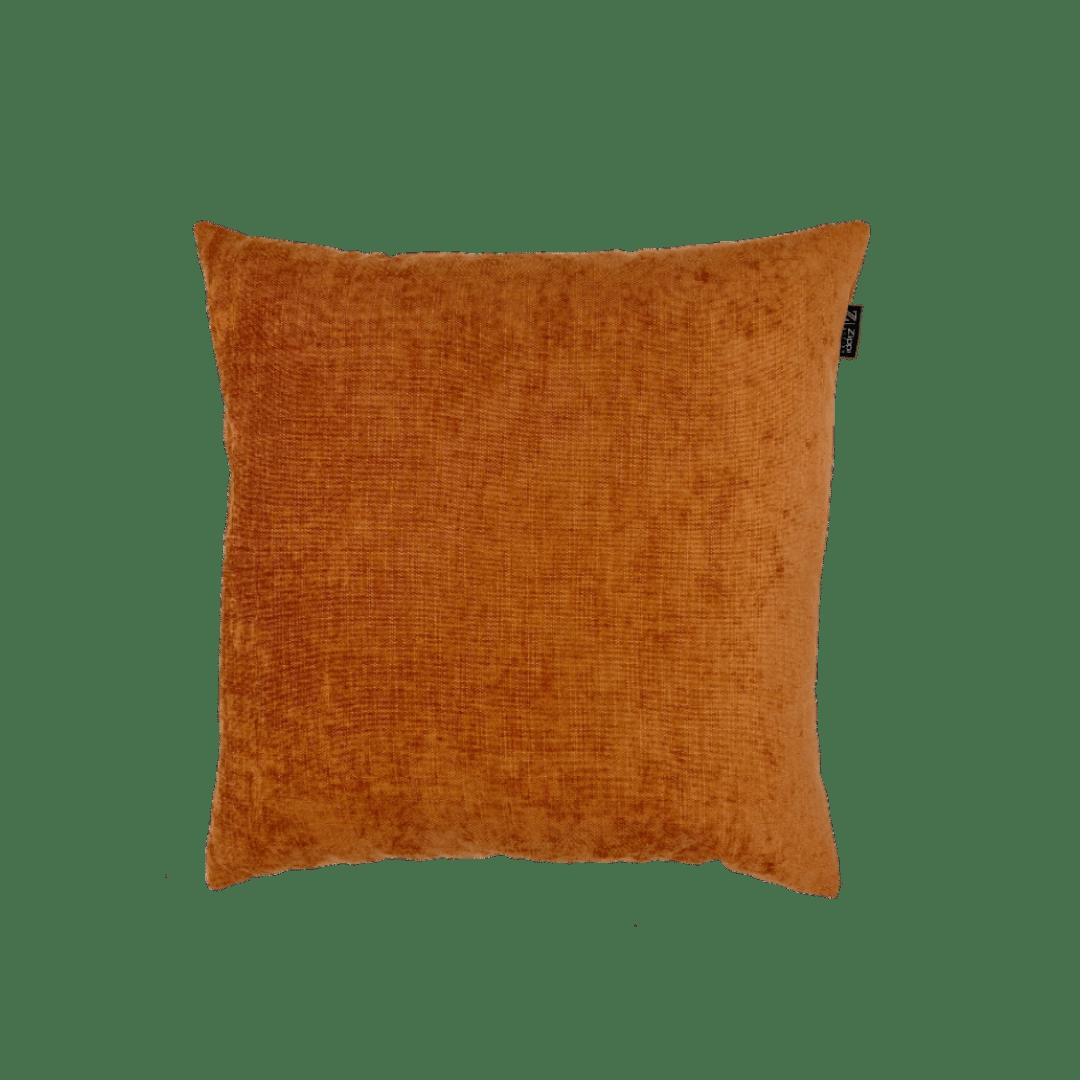 Oranje sierkussen kwaliteit buiten luxe mooi kussens Zippi design 55x55