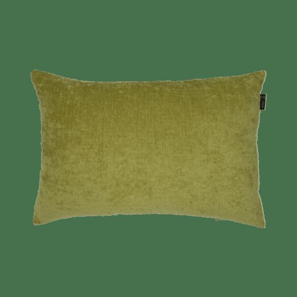 Geel sierkussen mooi kwaliteit buiten kussens Zippi design