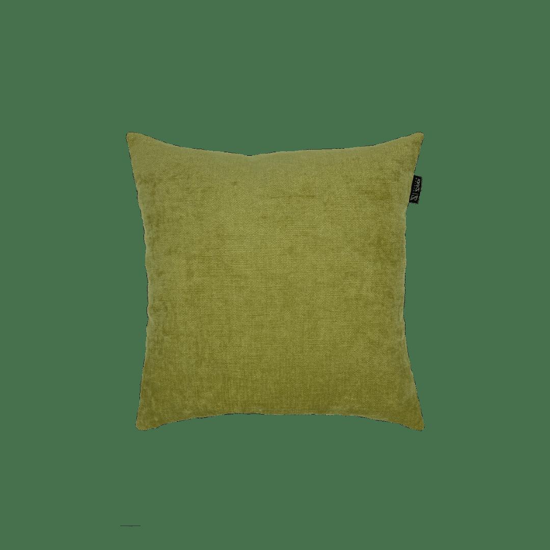 Geel sierkussen mooi kwaliteit buiten kussens luxe Zippi design