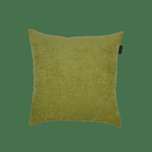 Geel sierkussen buiten luxe mooi kwaliteit kussens Zippi design