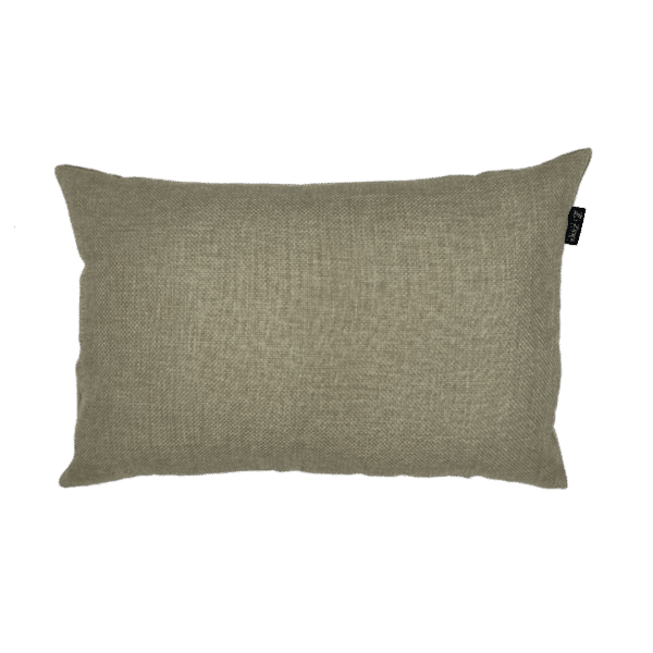 Zand goud sierkussen beige zippi design velvet velours kwaliteit luxe kussens