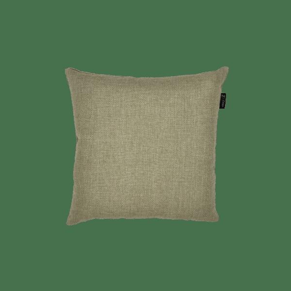 Zand goud sierkussen beige velvet velours luxe zippi design