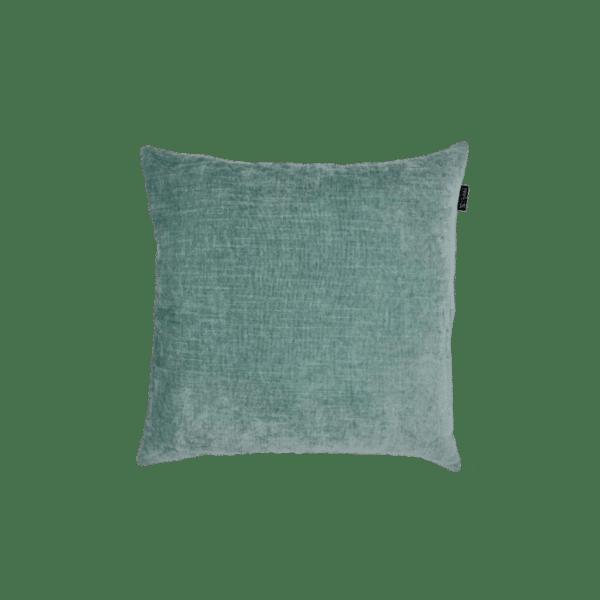 Aqua mint groen velvet sierkussen zippi design mooi kwaliteit kussens luxe