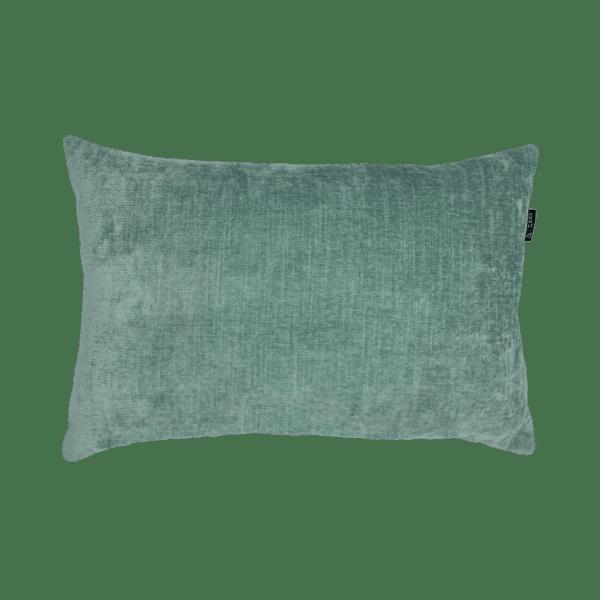 zippi exclusief Aqua mint groen sierkussen kussen velvet